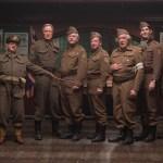 Toby Jones, Bill Nighy, Tom Courtenay, Michael Gambon, Blake Harrison