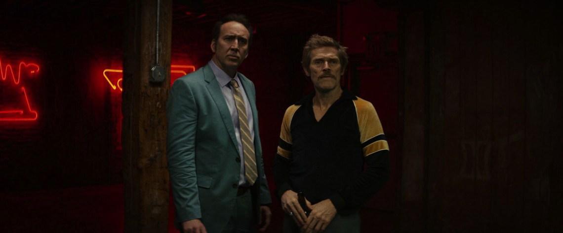 Nicolas Cage, Willem Dafoe