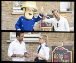 Vogue Williams and Spencer Matthews Join Forces With Fireman Sam To Back A Nationwide Campaign Led By The RSPCA
