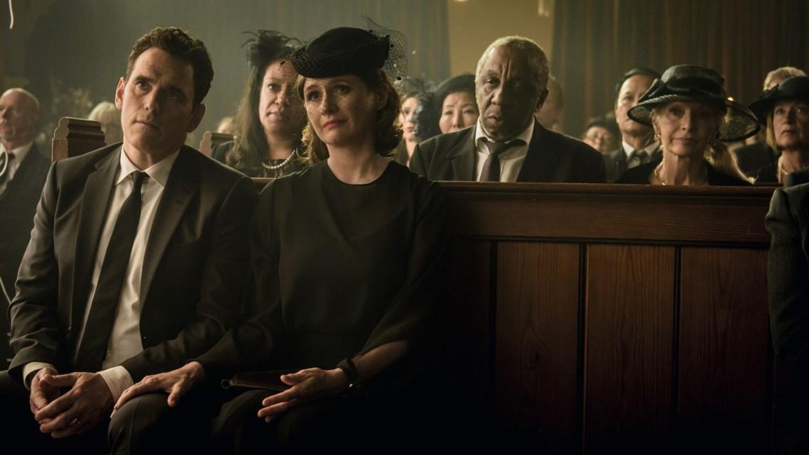 Matt Dillon, Emily Mortimer