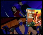 70's Set BATMAN: SOUL OF THE DRAGON Is Available Digitally NOW With Blu-ray And DVD To Follow On February 15