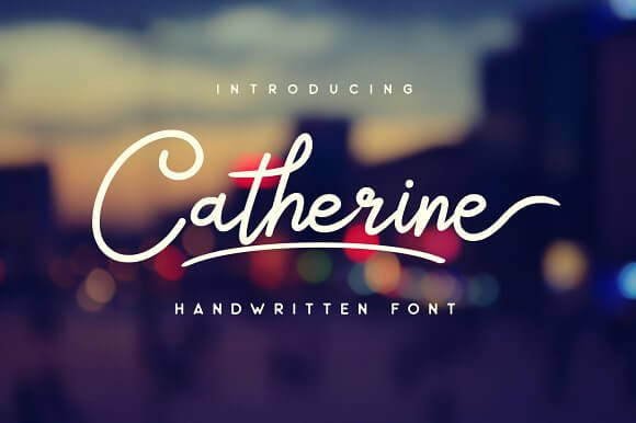 Best Selling Gorgeous Fonts 1-1-1