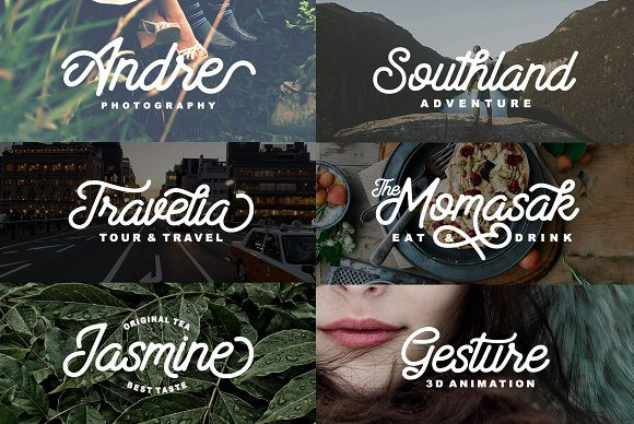 Best Selling Gorgeous Fonts 2-1-1