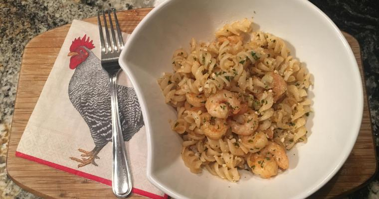 Scampi for One (or two or three!)