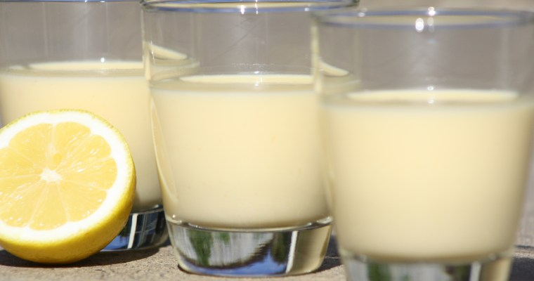 Citrus puddings