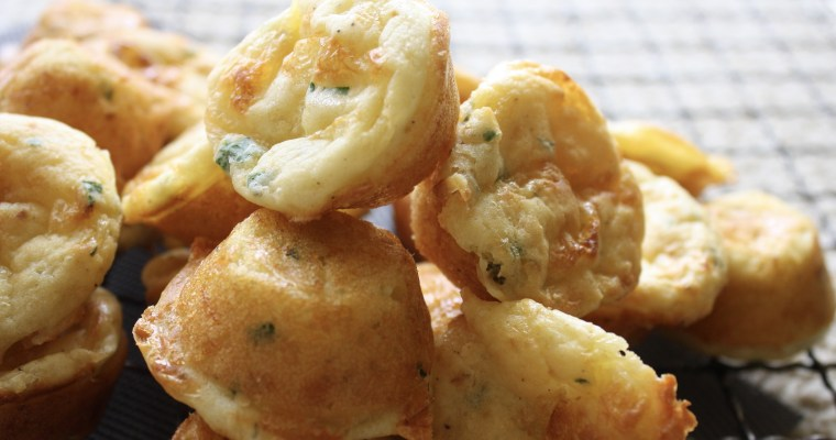 Cheese savouries