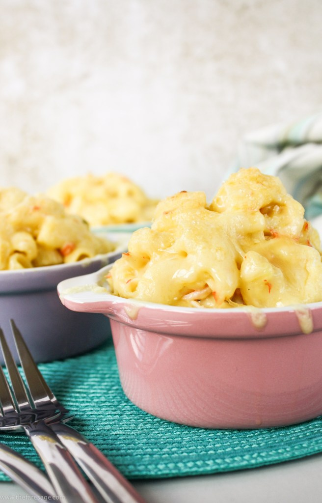 Crab Mac and Cheese | The Fare Sage