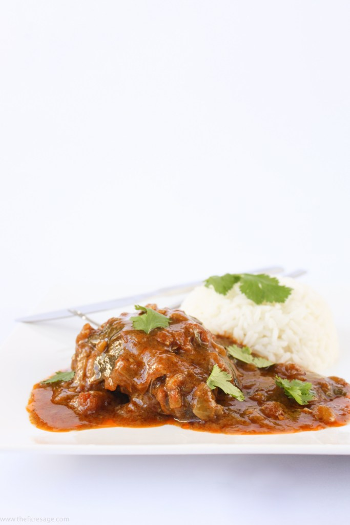Slow Cooker Butter Chicken | The Fare Sage