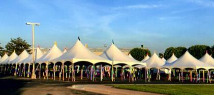 Frame Tent Rental