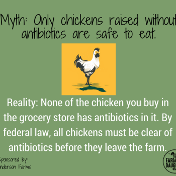 Sanderson Farms Myth Busting Antibiotics
