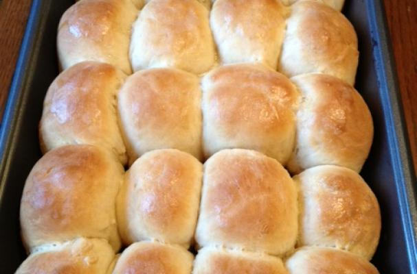 Amazing One Hour Dinner Rolls