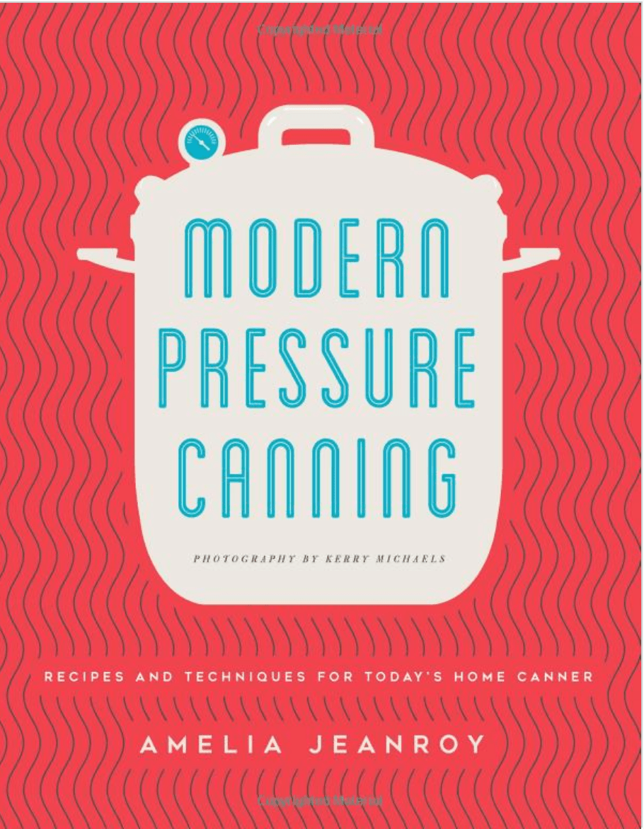New Pressure Canning Book On The Way