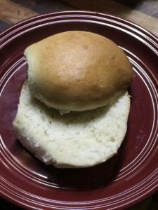 Easy Bread Machine Hamburger Buns