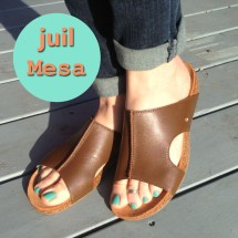 Juil Earthing Shoes