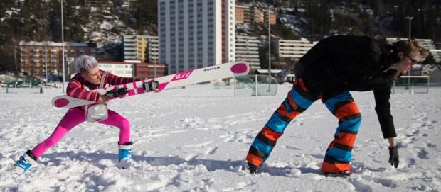 ski-lance