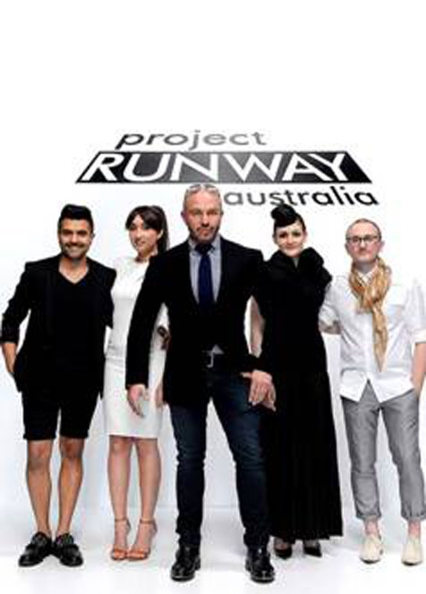 The Final Four Showcase Their Final Collection On Project Runway Australia