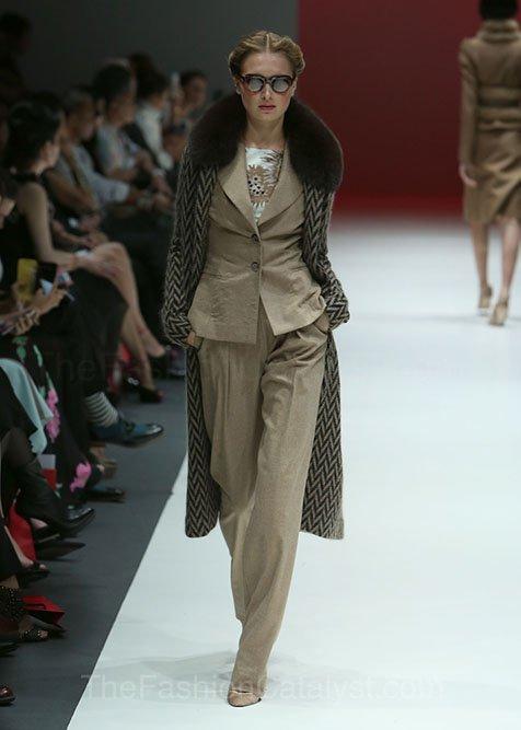 Audi Fashion Festival 2013   Carolina Herrera New York