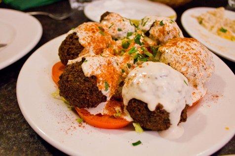 Perth Wins Best Falafel In The SBS Feast Food Awards