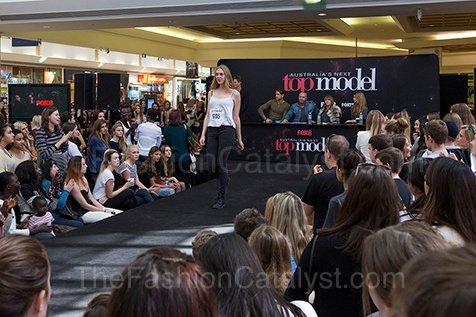 Australia's Next Top Model Hits Perth's Garden City Booragoon Shopping Centre