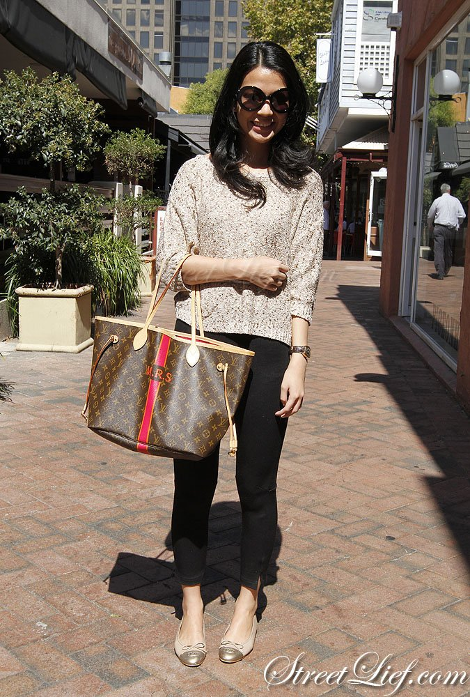 Perth Street Style Neutral Nelly