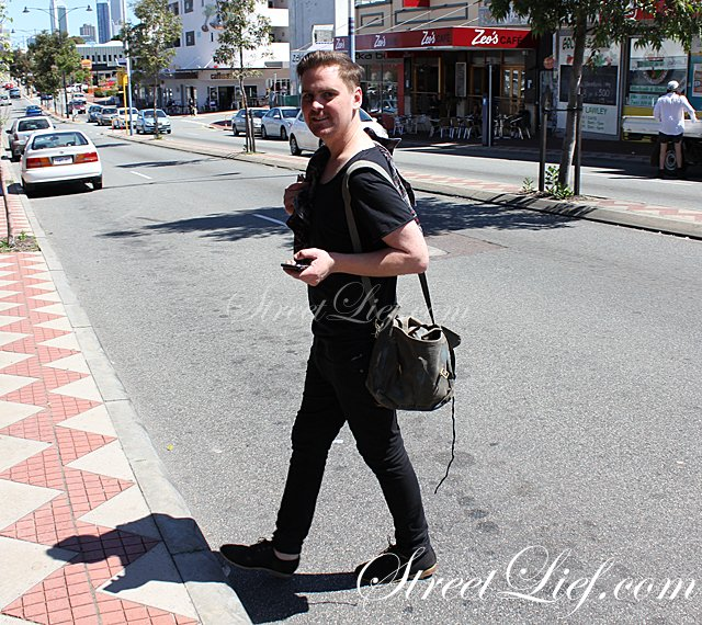 Perth Street Fashion | Beaufort Street