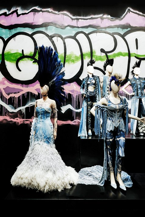 The Fashion World Of Jean Paul Gaultier: From The Sidewalk To The Catwalk Exhibition Attracts Over 100,000 Visitors