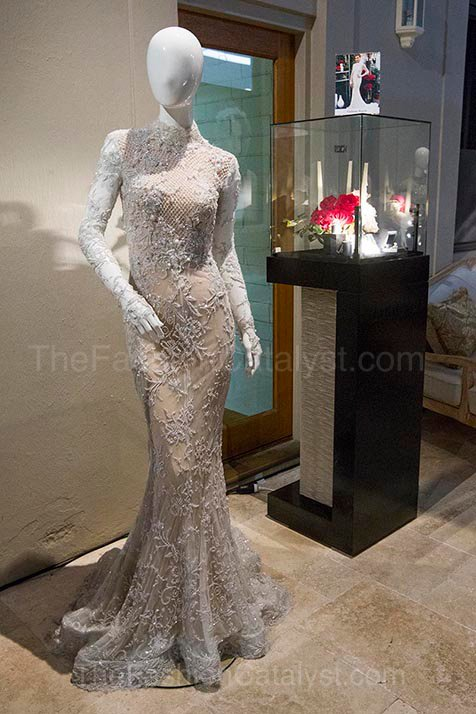 Linneys Exclusive Steven Khalil Exhibition: Carats And Couture
