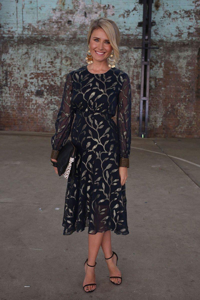 Mercedes-Benz Fashion Week Australia (MBFWA) 2015   Sydney Street Style