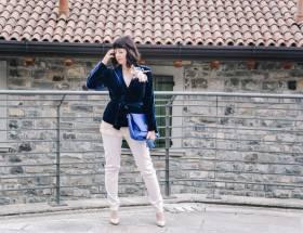 Come abbinare il colore blu - The Fashion Cherry Diary