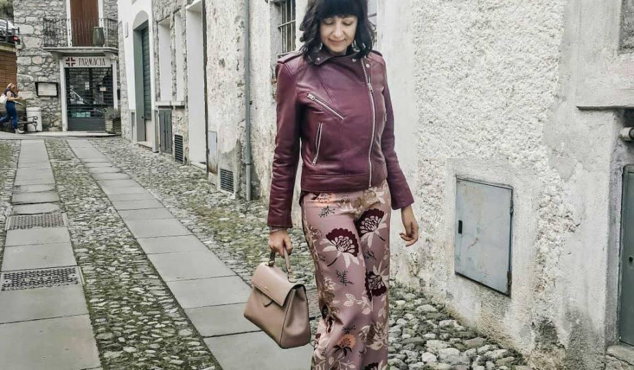 Come indossare i pantaloni palazzo a 40 anni - The Fashion Cherry Diary