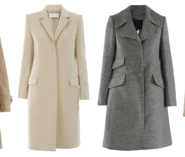 Similar Guidelines Can Be Applied To Coats