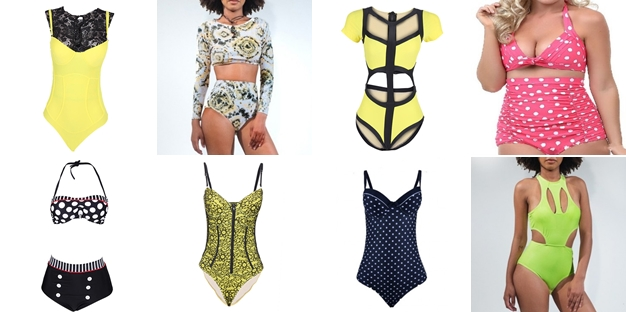 10 Gorgeous (& Flattering) Swimsuits To Buy Right Now in Nigeria