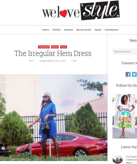 TFE X Jumia We love Style