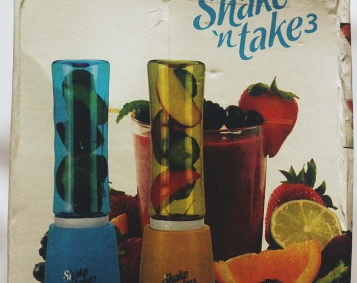Shake 'N Take Blender Review