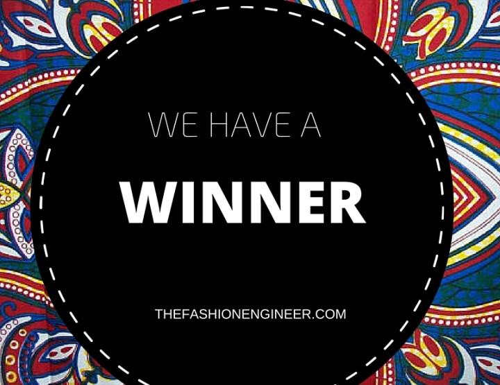 Winners of the @313Eko Shoes