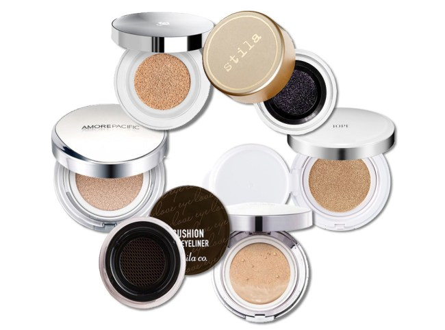 cushion foundation ,