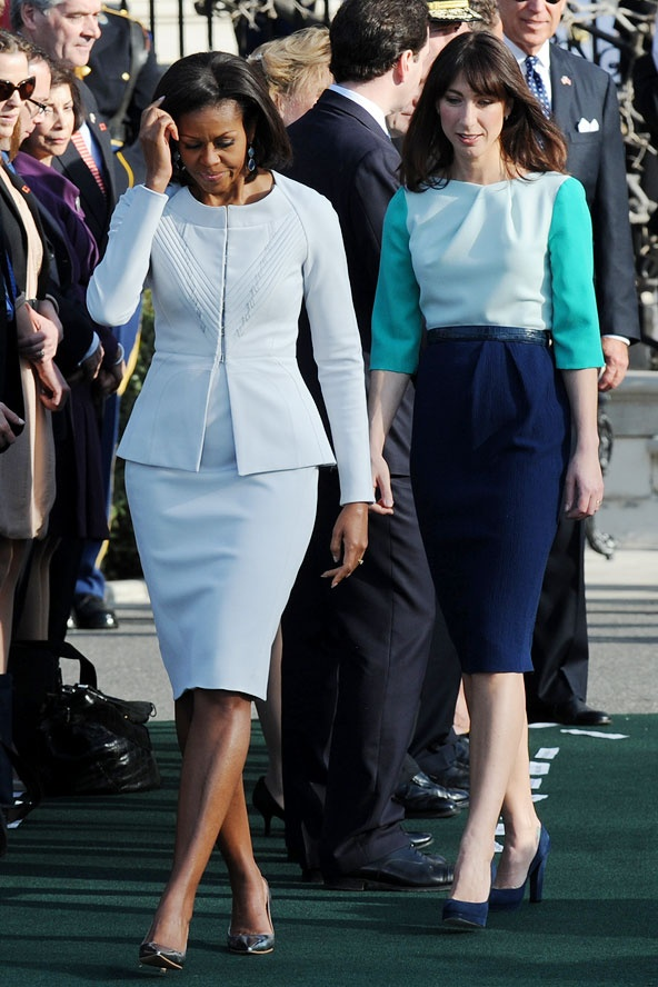 michelle-obama-blue-monochrome-outfi
