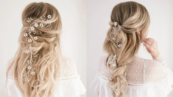 How To Get a Perfect Hairstyle for Wedding