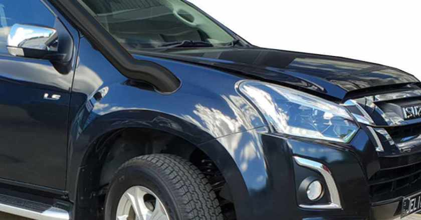 Things To Consider Before Buying & Installing Isuzu D Max Snorkel