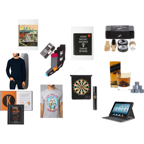 Holiday Gift Guide: Mens Edition