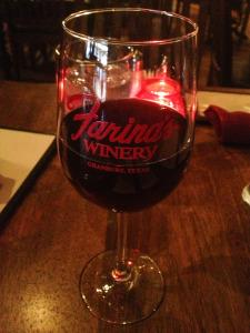 Farinas Winery Grapevine Pinot Noir