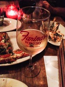 Farinas Winery Grapevine Spellbound Chardonnay