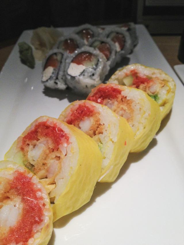 Kona Grill Northpark Happy Hour Sushi