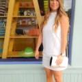 white-high-neck-zara-dress