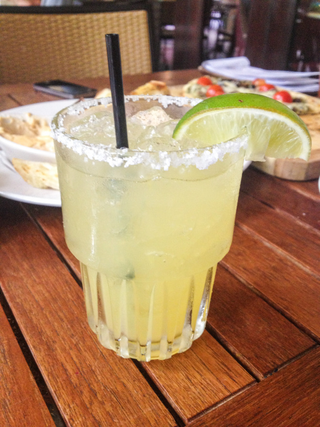 Breadwinners Northpark Margarita Dallas
