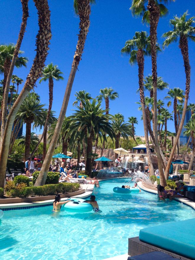 Lazy River MGM Grand Vegas