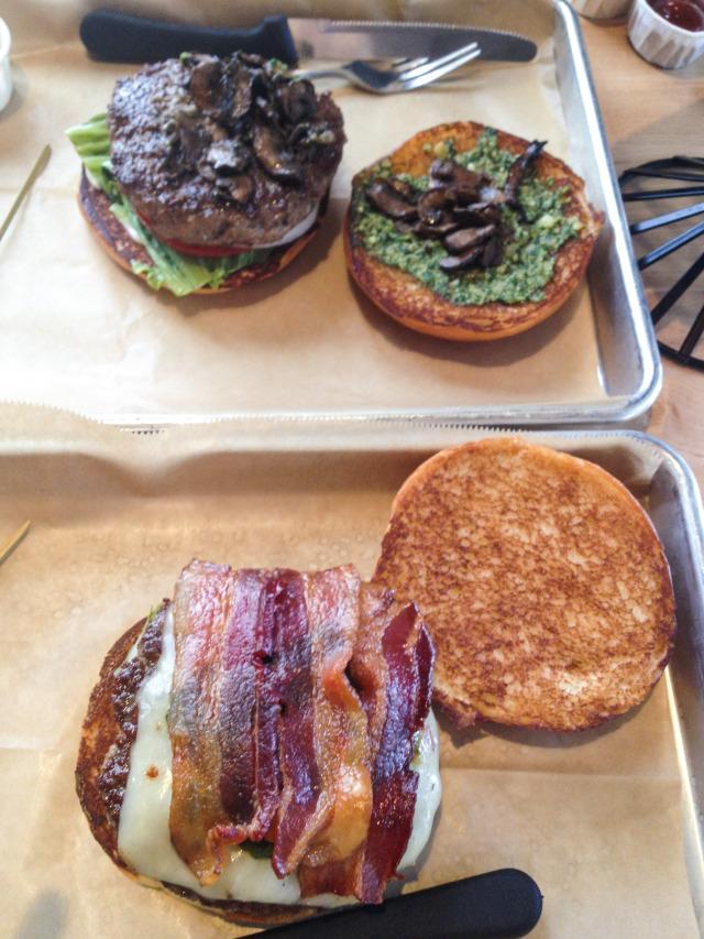 Hop Doddy Burgers Dallas