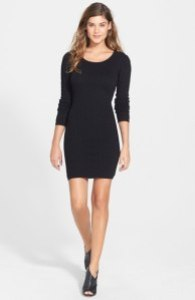Cable Knit Sweater Dress Nordstrom
