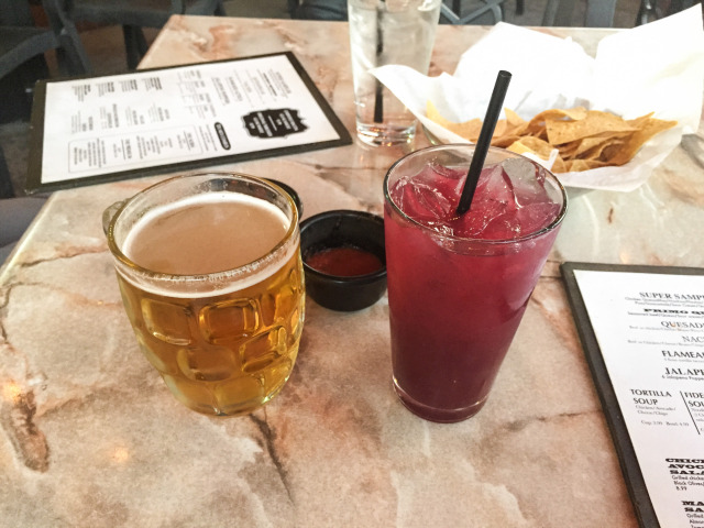 Las Colinas Happy Hour