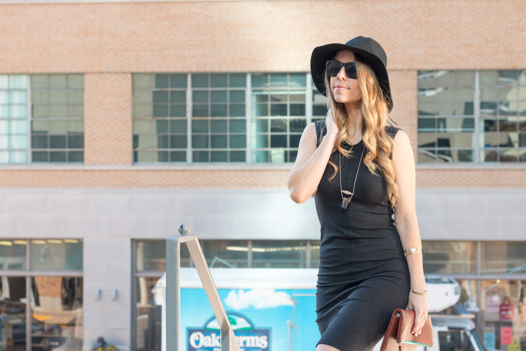 Movida Boutique Dress Urban Outfitters Hat